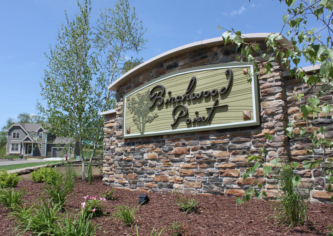 Birchwood Point Veridian Homes